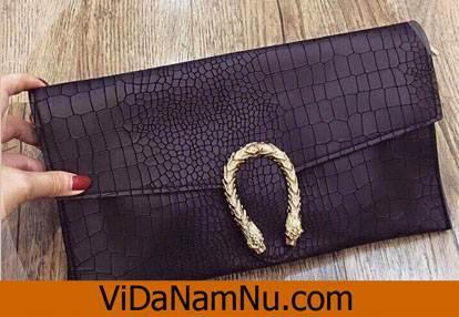 ví cầm tay nữ hàng hiệu giá rẻ