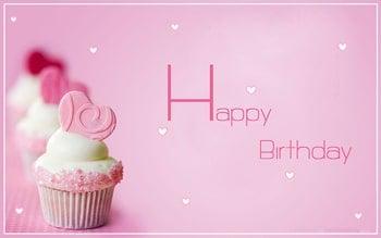 lời chúc mừng sinh nhật bạn gái