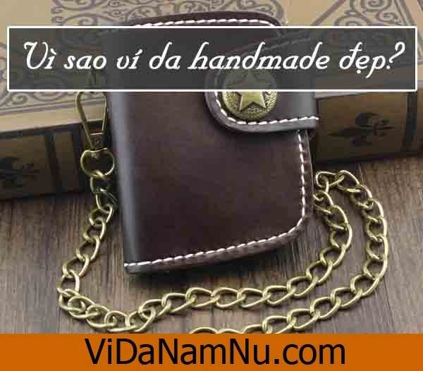 mẫu ví da handmade mẫu ví đẹp